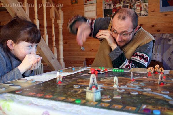 Настолная игра Андор