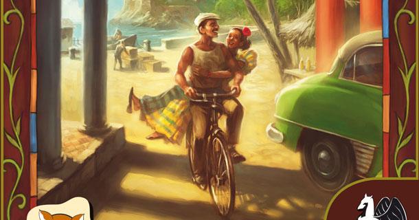 Настольная игра Сантьяго де Куба
