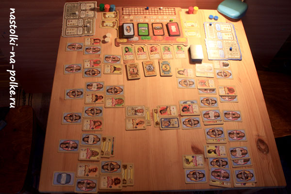 Настольная игра Наследие: Завещание герцога де Креси