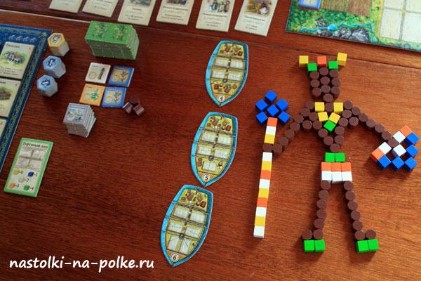 Настольная игра Пуэрто Рико