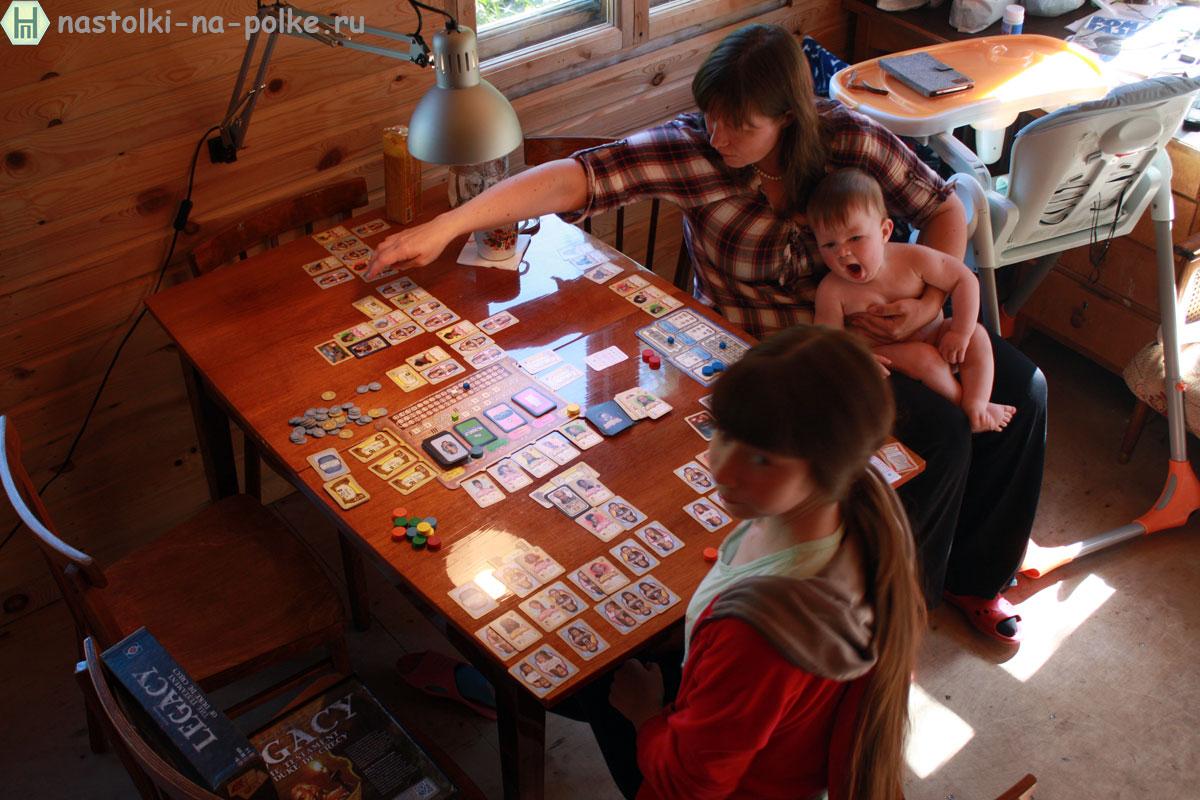 Настольная игра Legacy The Testament of Duke de Crecy