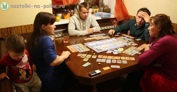 Санкт Петербург настольная игра