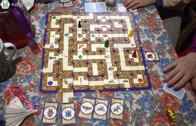 The aMAZEing Labyrinth Сумасшедший лабиринт