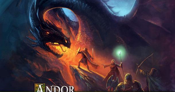 Настольная игра Andor