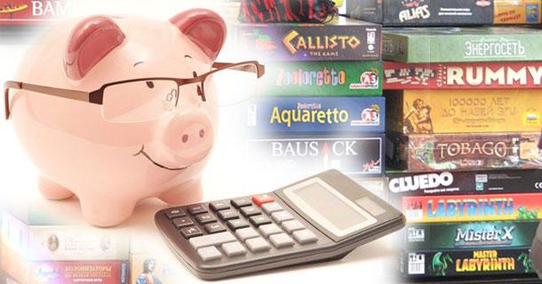 Как сэкономить на настольных играх