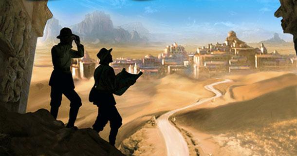 Затерянные города настольная игра