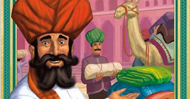 Настольная игра Джайпур