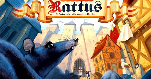 Настольная игра Эпидемия Rattus