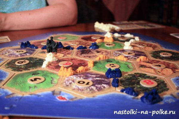 Настольная игра Колонизаторы The Settlers of Catan