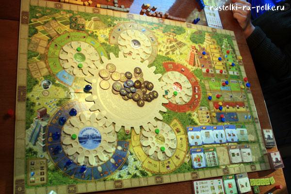 Цолькин Календарь майя Tzolkin The Mayan Calendar