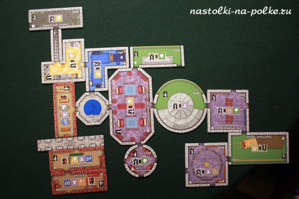 Замки безумного короля Людвига Castles of Mad King Ludwig