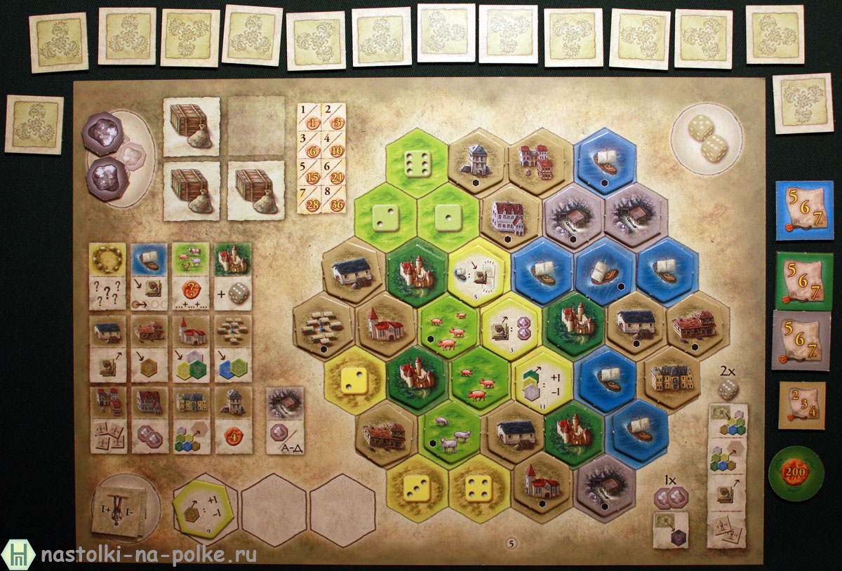 The Castles of Burgundy Замки Бургундии