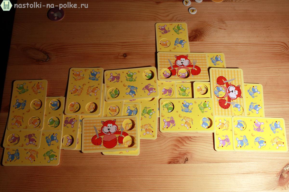 Настольная игра Gatenkaas Скажите Сыр