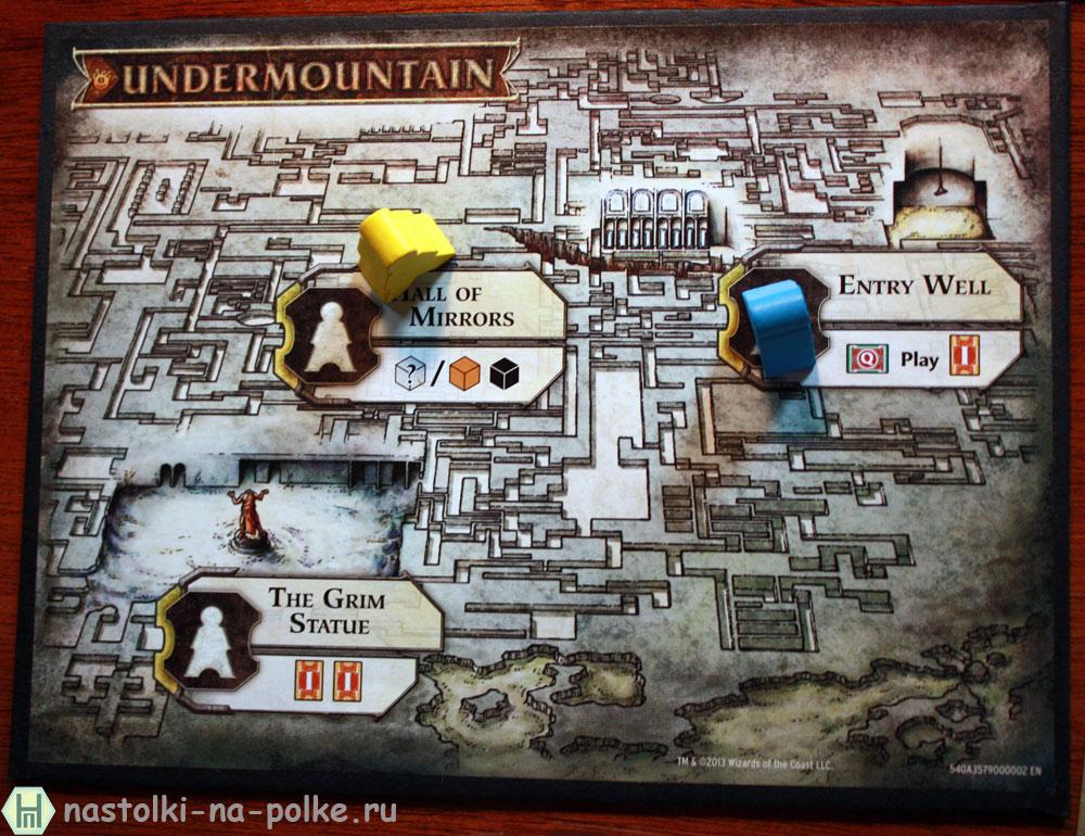 Lords of Waterdeep Scoundrels of Skullport