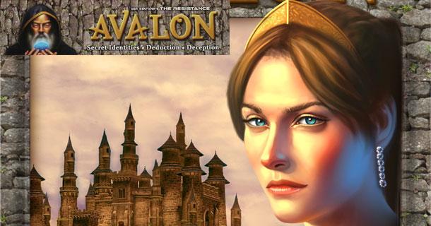 Настольная игра Avalon