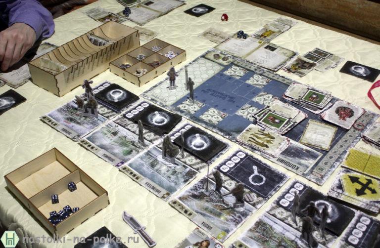 Мёртвый сезон. Перекрестки Dead of Winter: A Crossroads Game