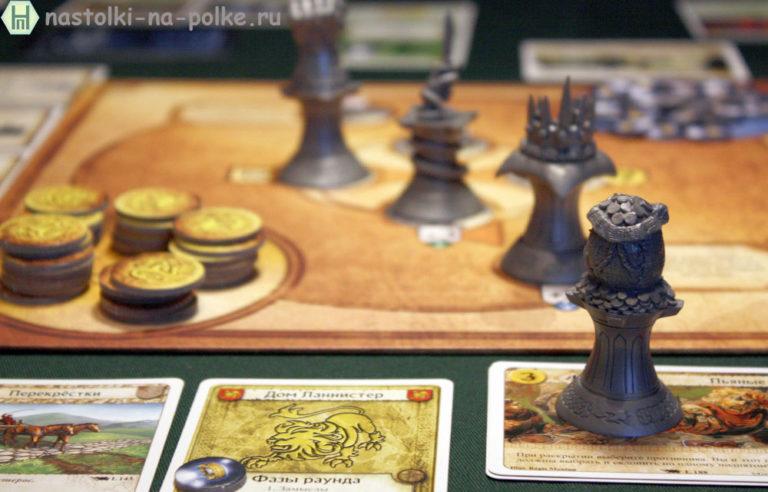 A Game of Thrones LCG Игра Престолов. Карточная игра