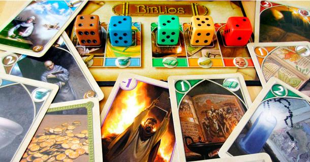 biblios настольная игра